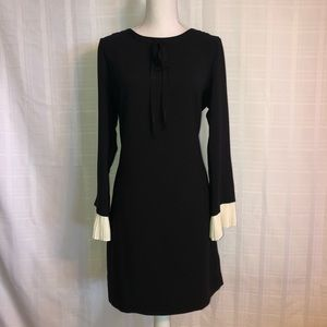 Nanette Lepore Dress w/ frill sleeves